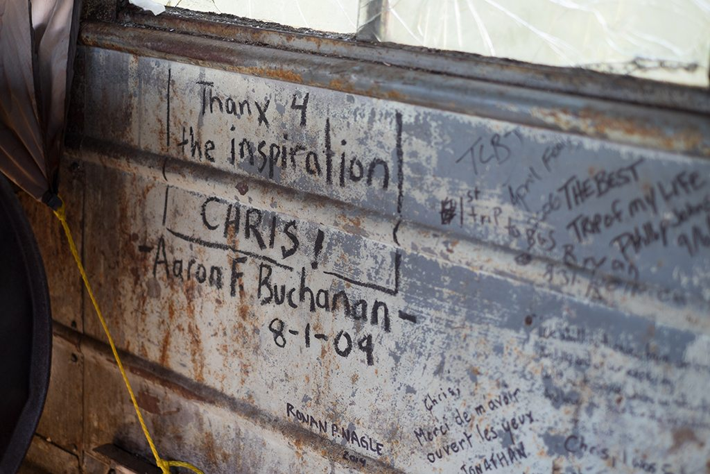 Christopher Mccandless Body Found Related Keywords ...