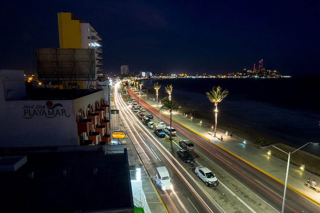 With 21km one of the longest worldwide: Malecón of Mazatlán