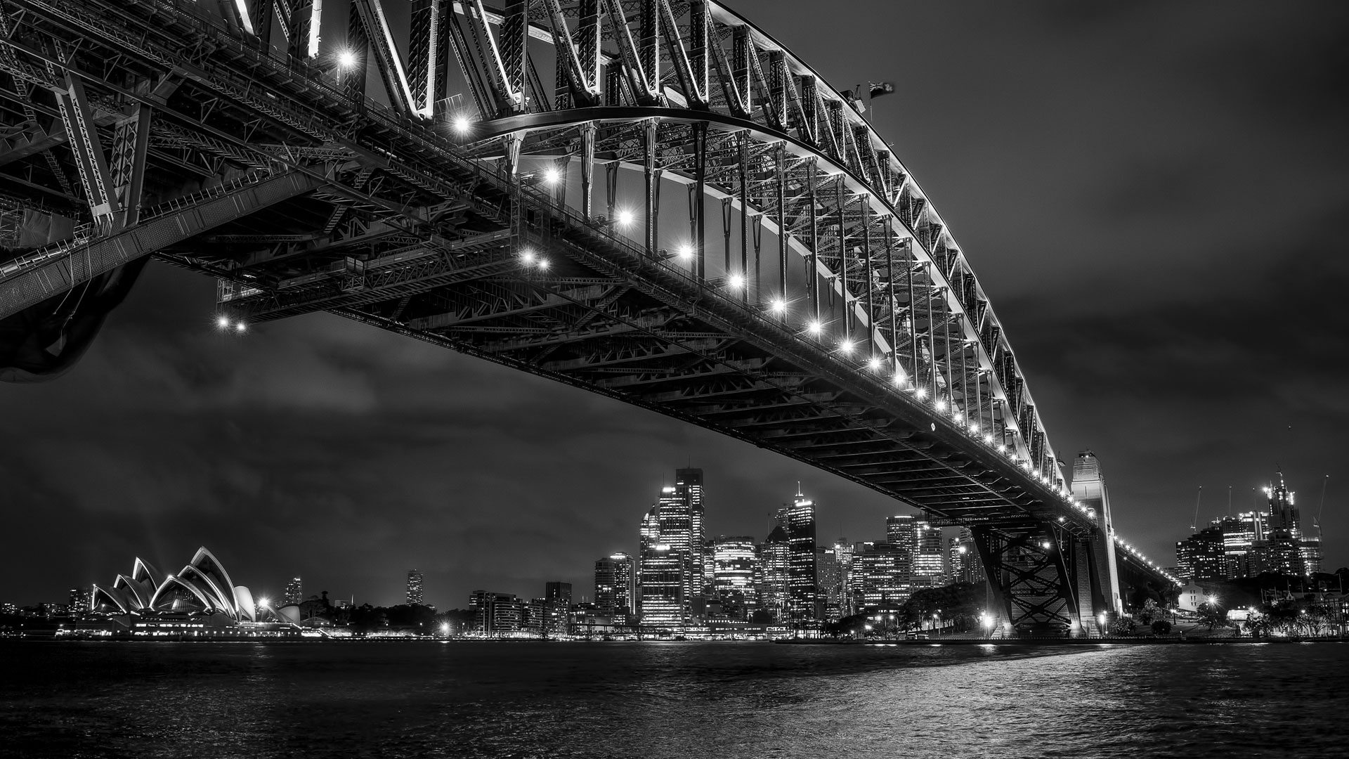 Sydney Harbor Bridge, Sydney, Australia